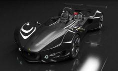 Ferrari Celeritas concept |
