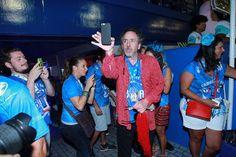Cineasta homenageado pelo MIS neste mês, Tim Burton se aventura no Carnaval do Rio de Janeiro