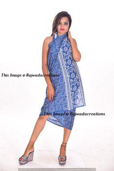 0b3c2fa435fa2 Beach Dress Bikini Swimwear Cover Up Sarong Sexy Wrap Pareo Women Summer  Fashion  Rajwadacreations