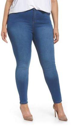 Evans Skinny Stretch Jeans