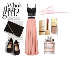 """Miss Dior"" by elenikitt on Polyvore featuring Roksanda, Christian Dior and NARS Cosmetics"