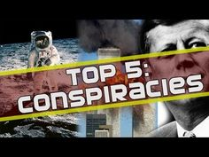 Top 5 - Conspiracy Theories  #NWO #conspiracytheories #conspiracy #conspiracies #popular