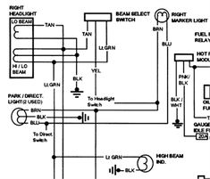 free wiring diagram 1991 gmc sierra | wiring schematic for ... 1990 chevy truck headlight wiring diagram 1983 chevy truck headlight wiring
