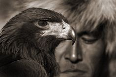 """Eagle Hunter""   Photo by Viacheslav Smilyk."