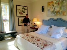 Southern Living Idea House Master Bedroom