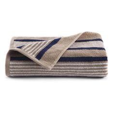 IZOD Racer Stripe Bath Towel Set - Set of 2 - WSPT629