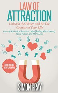 Law Of Attraction by Simon Gray ebook deal