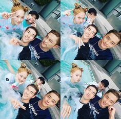 They're an unconventional kpop group. Four misfits that ironically fit so well together. I thought the age of pre debut / coed groups would never come again... but they did with KARD!