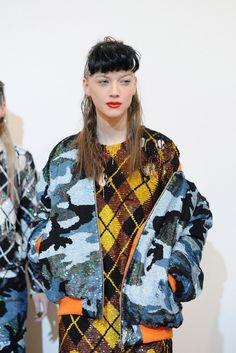 London Fashion Week: Ashish Fall/Winter 2015