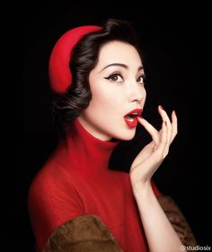 PHOTO: Chen Man - MODEL: Li Bingbing  via: http://xxxshakespearexxx.tumblr.com   ● See More Asian Fashion> http://yellowmenace.tumblr.com/tagged/fashion   #Yellowmenace #AsianFashion #FashionPhotography #ChineseModel