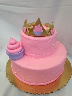 A cake just for the princess!!