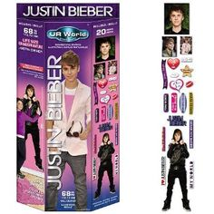 Justin Bieber Lifesized Wall Poster - Amazon.com