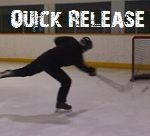 Learn the Quick Release from 3 different positions Hockey Workouts, Agility Workouts, Hockey Drills, Hockey Players, Hockey Coach, Hockey Mom, Hockey Stuff, Hockey Party, Hockey Training