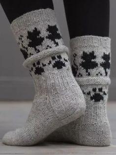 Wool Socks, Knit Mittens, Cotton Socks, Knitting Socks, Animal Print Socks, Knitted Cat, Winter Socks, Fashion Socks, Knitting Accessories