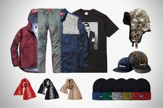 Supreme 2013 Fall/Winter Collection