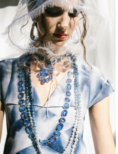 Avant Garde Hair Highlights from Paris Fashion Week Spring 2018