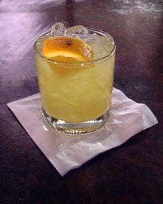 Bee's Knees  1 1/2 oz. gin  1 tsp. honey  1 tsp. fresh lemon juice  Ice  Tools: shaker, strainer  Glass: coupe  Garnish: lemon twist