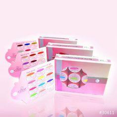 gorgeous 36 Pots Cover Pure Colors UV Gel for UV Nail Art Tips Extension Professional Nail Art UV Gel Set - 1 Set,