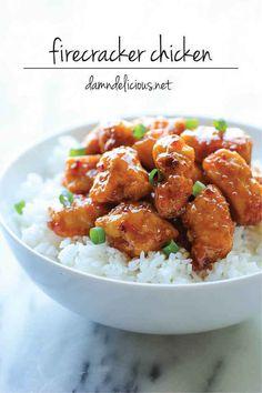 Firecracker Chicken   7 Quick Dinners To Cook This Week