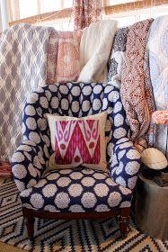 cloth & kind: John Robshaw Chit Chat, Studio Tour & Spring 2011 Sneak Peak