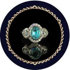 Isabelle Rowe : : Beyond the Sea : : Engagement Ring : : London Beyond The Sea, Bespoke Jewellery, Brooch, Romantic, London, Jewels, Engagement Rings, Enagement Rings, Wedding Rings