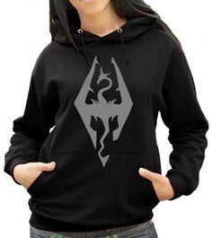 Skyrim hoodie?  Yes please!