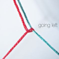 Growing up, I spent countless hours making colorful friendship bracelets. Their resurgence prompted me to rediscover this summer pastime. Here are instructions for one of my favorite patterns - hea...