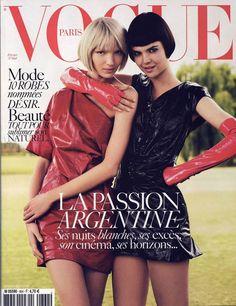 Vogue Paris février 2006