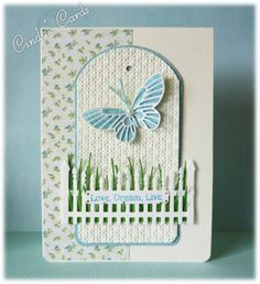 Fly Butterfly by frenziedstamper - Cards and Paper Crafts at Splitcoaststampers
