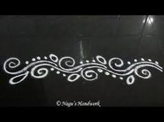 Image result for Border embroidery Kolam designs