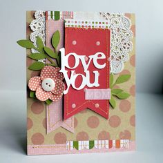 Pebbles Inc: More Mother's Day Projects with Mel Blackburn