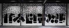 AARON DE LA CRUZ http://www.widewalls.ch/artist/aaron-de-la-cruz/ #streetart #design