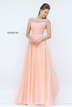 Dance the night away in the irresistible Sherri Hill 50187 full-length prom dress. https://www.pinterest.com/behzadj/jovani-prom-dresses/ and https://www.pinterest.com/behzadj/blush-prom-dresses/ for other gorgeous prom dresses. The Sherri Hill line is selling out fast.