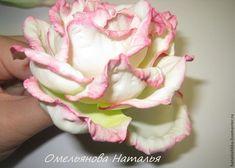 Мастер-класс: роза из фоамирана - Ярмарка Мастеров - ручная работа, handmade