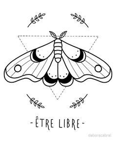 « être libre » par deboracabral