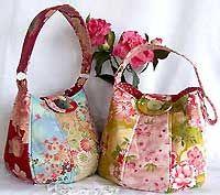 Bella Bag Pattern from MoonShine Designs