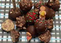 Hugs & CookiesXOXO: TOBLERONE COOKIE DOUGH TRUFFLES FOR THE HOLIDAYS