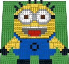 Despicable Minion mosaic