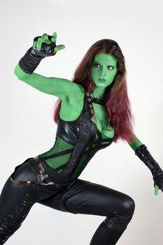 Gamora #cosplay