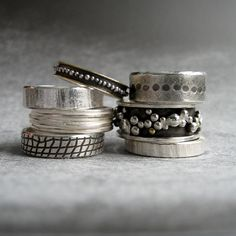 From the Quench Bench: wedding bands
