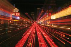 Night Photography Tips: how to get the perfect exposure for light trails