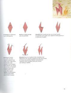 origami l'antilope part 2