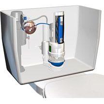 Dual-Flush Toilet Converter $19.98