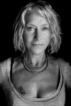 I still have a Gypsy sense of adventure... I am always planting vegetables that I never get to eat and flowers that I never see flower. I have always moved around the world. ~Helen Mirren