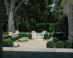 Absolutely beautiful courtyard