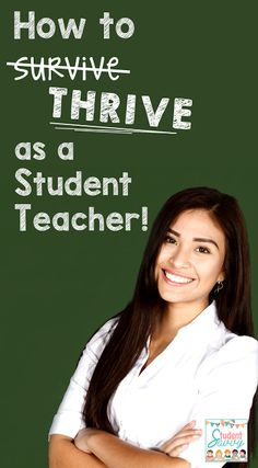 How to THRIVE as a Student Teacher. I love Tips 2 & Student Teaching Binder & Survival Kit Resources. Student Teaching Binder, Teaching 5th Grade, 5th Grade Teachers, Teaching Tips, Teaching Career, Elementary Teaching, Upper Elementary, Elementary Schools, Teacher Quotes