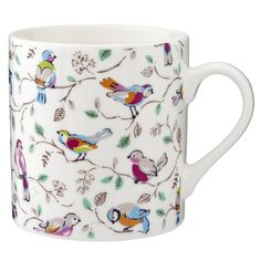 Discover our full range of china from coffee mugs and cake stands to bowls and plates. Bowls, Tea Art, Glass Birds, Cath Kidston, Little Birds, Tea Mugs, Mug Cup, Coffee Cups, Homemade Home Decor