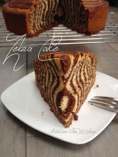 il était une fois, le sucre ...: Zebra Cake ...