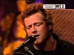 Stone Temple Pilots Mtv Unplugged ~ I like.... way too much!! Scott Weiland was absolutely beautiful in every way!