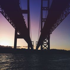Narrows Bridge, Tacoma, WA